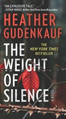 """Heather Gudenkauf: The Weight of Silence    <a href=""""https://www.amazon.com/Weight-Silence-Novel-Suspense-ebook/dp/B00DSX0L82/ref=as_li_ss_tl?ie=UTF8&linkCode=ll1&tag=dkwbooksread-20&linkId=2972987325157c6bb2806f57dd3b99a2&language=en_US""""> <img border=""""0"""" alt=""""Amazon Link"""" src=""""https://dkwall.com/wp-content/uploads/2020/12/available_at_amazon_en_vertical_rev.png"""" style=""""float:right;height:50px;"""" /></a>"""