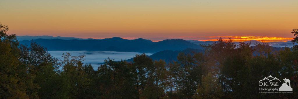 Summer Sunrise - Before Dawn