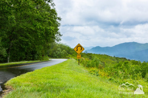 Photographing Blue Ridge Parkway Rainy Days