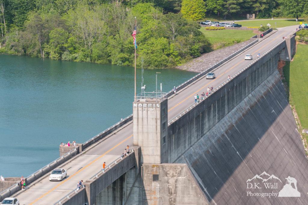Norris Dam - 1936