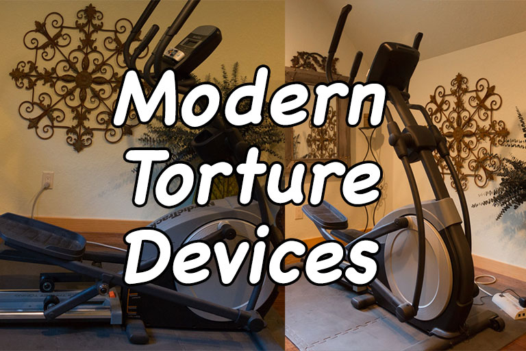 modern torture devices