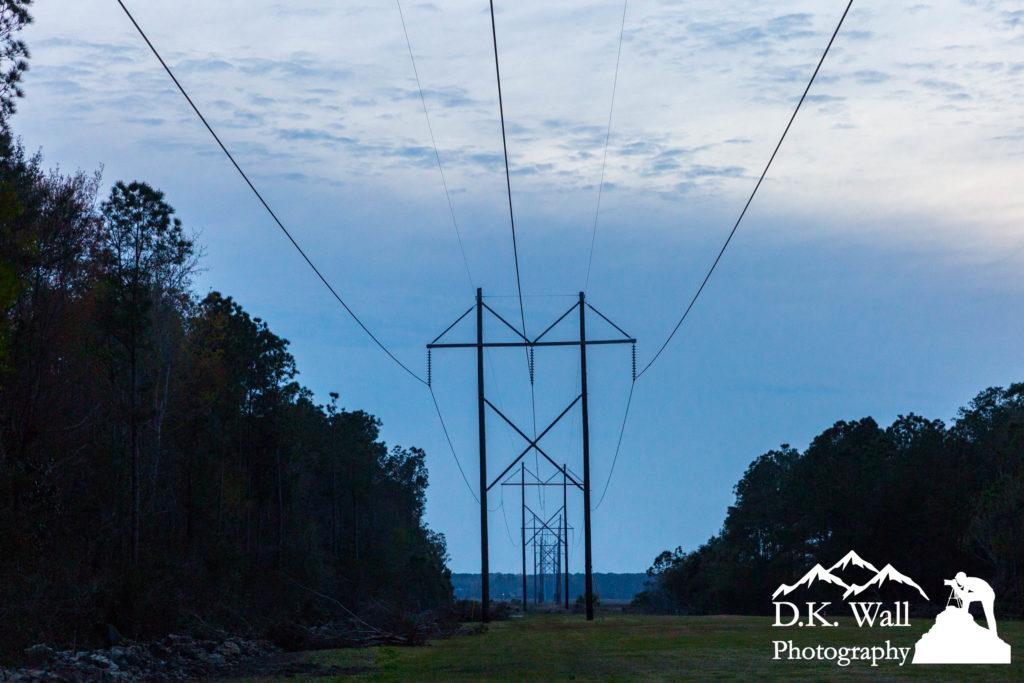 Power Line Infinity