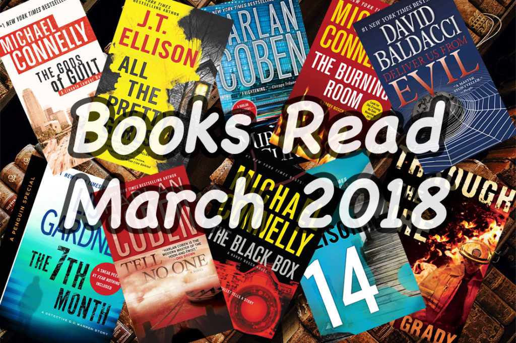 Books Read March 2018