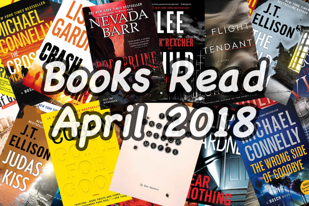 2018-04 Books Read