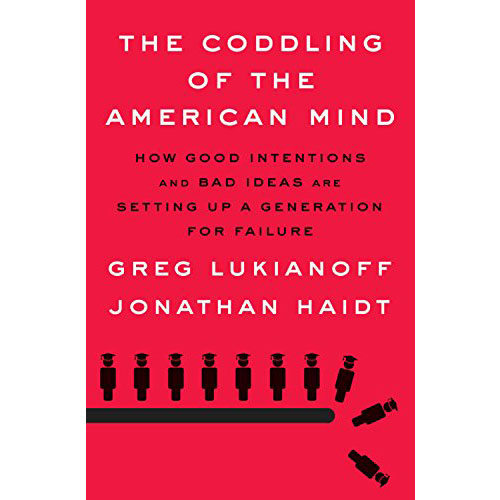 Coddling of the American Mind Square