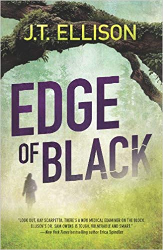 J.T. Ellison: Edge of Black