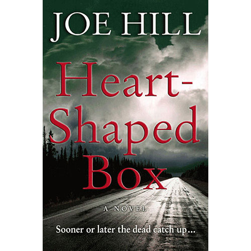 Joe Hill Heart Shaped Box Square