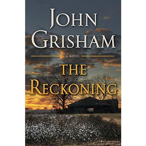 John Grisham Reckoning Square
