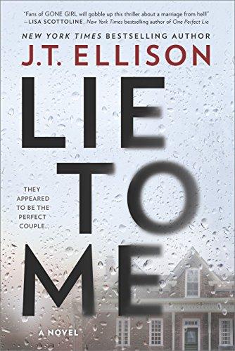 JT Ellison Lie To Me