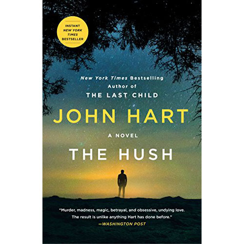 John Hart The Hush Square