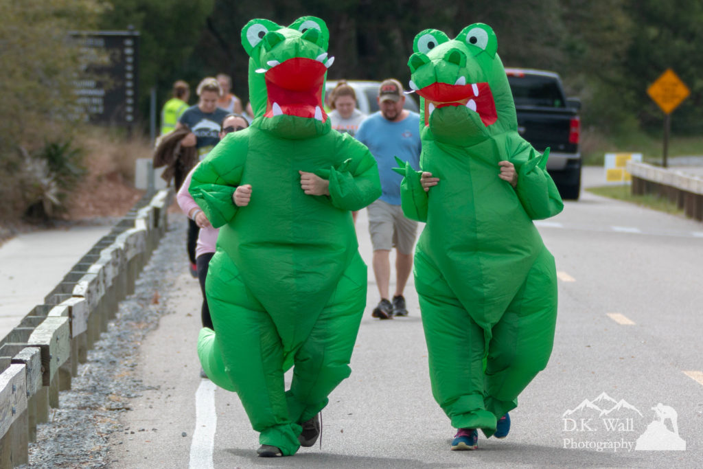 I gave these two major points for jogging in those costumes.