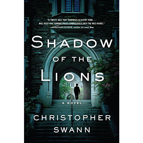 Christopher Swann Shadow Of The Lions Square