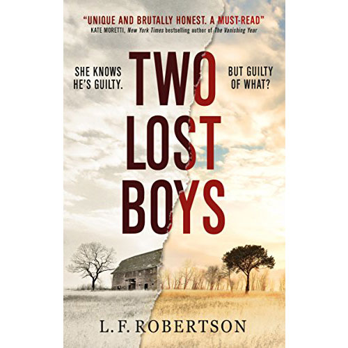 L.F. Robertson Two Lost Boys