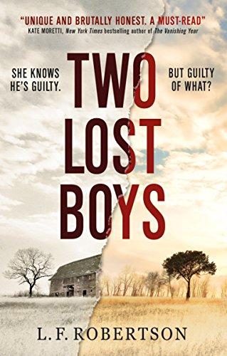 L.F. Robertson Two Lost Boys