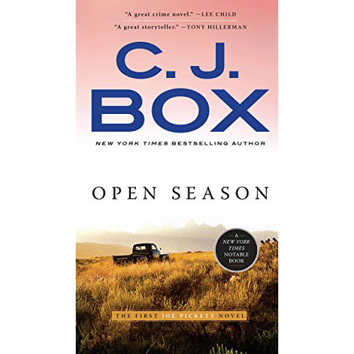 C.J. Box: Open Season