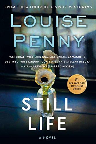 Louise Penny Still Life