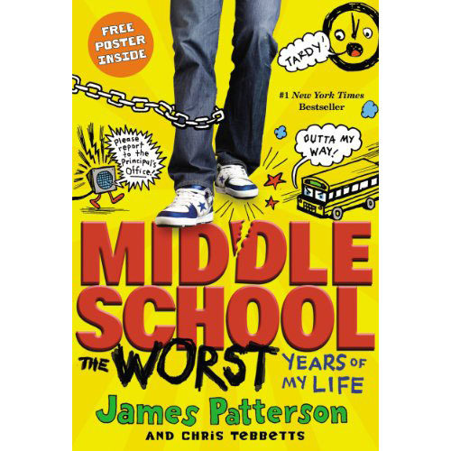James Patterson: Middle School