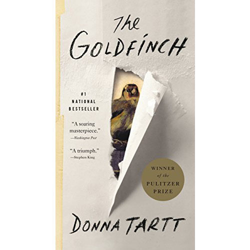 Donna Tartt The Goldfinch