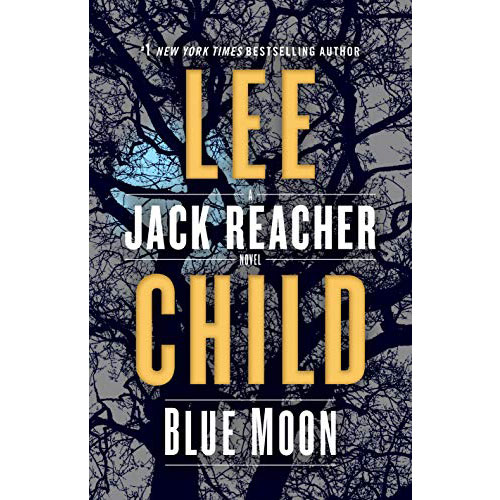 Lee Child: Blue Moon