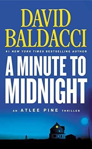 David Baldacci A Minute To Midnight