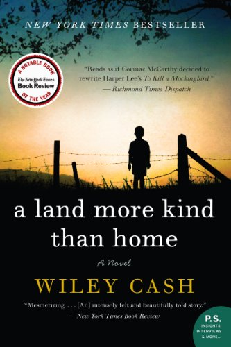 Wiley-Cash-A-Land-More-Kind-Than-Home